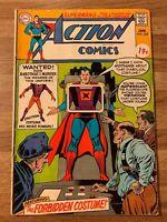 ACTION COMICS #384 (DC 1970) Superman~Supergirl~Legion of Superheroes~Silver Age