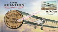 PNC Australia 2020 Civil Aviation 100 Years Regulating for Safety Medallion