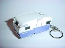 3D AIRFLYTE SHASTA CAMPER TRAILER CUSTOM KEYCHAIN keyring SLEEPER CAMPING FUN!