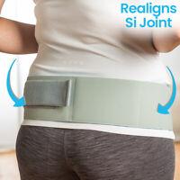 BACK Sacroiliac Belt | Hip Joint & Lower Back Support Brace Belt | SI Belt