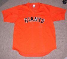 San Francisco Giants vtg Brett Butler 1980's jersey men's size-Large #22