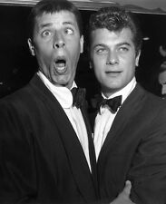 Tony Curtis and Jerry Lewis UNSIGNED photo - C342