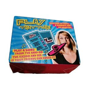Play that tune game The Catchy Tunes Game