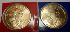 2008 P & D Sacagawea Dollar Coin Set (2 Coins) *MINT CELLO*  **FREE SHIPPING**