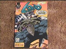 Lobo # 1 Comic Book Vf/Nm