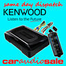 KENWOOD KSC-SW11 150 WATT COMPACT UNDER SEAT ACTIVE SUBWOOFER WIRING KIT INCLUDE