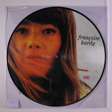 FRANCOISE HARDY: Francoise Hardy LP (Euro, picture disc, 180 gram reissue)