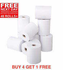 Rolls For Ingenico ICT-250 ICT250 Chip & Pin Credit Card Terminal Thermal Paper