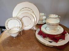 Wedgwood Golden Fleece bone china THIRTY-SEVEN piece partial dinner set