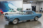 1965 Ford Mustang  1965 Coupe Used Automatic Turquoise