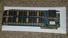 VINTAGE AII APPLE II MEMORY EXPANSION COMPUTER 1985 670-0024-A GUARANTEED #208