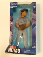 """Starting Lineup Dodgers Hideo Nomo 1998 Edition 12"""" Figure"""