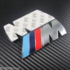 3D badge M Power BMW Rear Emblem Car Decal Logo Sticker Chrome fits M3 M5 M4 M6
