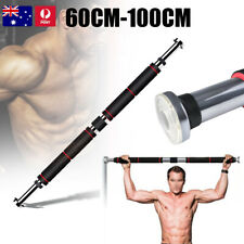 Door Chin Up Bar Portable Pull Up Doorway Home Gym Workout Fitness Gym Exercise