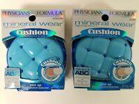Physicians Formula Mineral Wear Cushion Foundation, 0.46 OZ YOU CHOSE SHADE