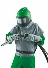Sandstrahlhelm Nova 2000 mit Nylonjacke Strahlhelm / Schutzmaske
