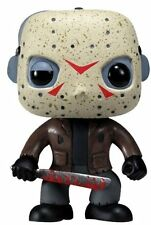 Jason Voorhees Action Figure Pop Friday 13th Series Comic Character Gift Movies