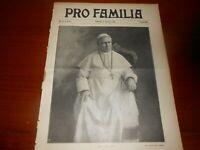 1911 PAPA PIO X MISSIONARI ERITREA BERCK-PLAGE FRANCIA CANICOLA A NAPOLI