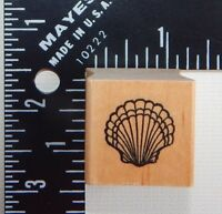 Embossing Arts Seashell Rubber Stamp