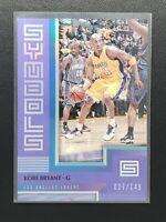 2017-18 Status Basketball Kobe Bryant Purple Symbols Holo #'d /149, Lakers