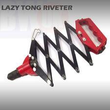 LAZY TONG FOLDING EXTENDING HAND LONG RIVET GUN POP RIVETER TONGS TY12