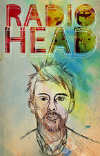 Radiohead Poster - Limited Edition