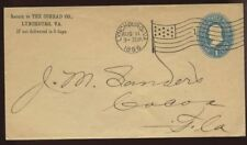 USA FLAG PMK Virginia Lynchburg #1 196 cover
