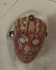 Bloody Jason Mask 2 Inches Neca Jason vs Freddy Friday The 13th 2019 No Figure