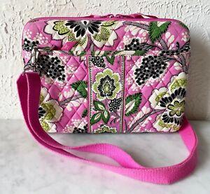 Vera Bradley iPad eReader Mini Laptop Hard Case Priscilla Pink Retired Pattern