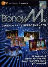 Boney M: Legendary TV Performances (2011, DVD NEUF)