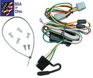 Trailer Hitch Wiring Harness For Oldsmobile Silhouette 1997 1998 1999 2000 2001
