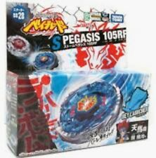 Storm Pegasis / Pegasus Beyblade BB-28 Takara Tomy Authentic w/ String Launcher