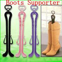 Hot Plastic Long Boots Shaper Shaft Keeper Holder Organizer Storage Hanger New