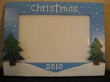 Christmas Frame 2020 family holiday baby trees holiday gift photo picture frame