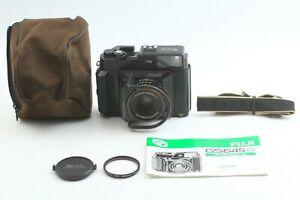 [N.MINT w/case] FUJI Fujifilm GS645S Pro Wide60 Camera EBC 60mm f4 Lens JAPAN