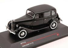 Gaz 11-73 1942 Black 1:43 Model IST MODELS
