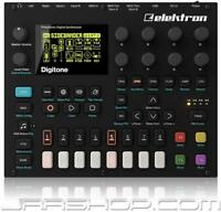 Elektron Digitone Polyphonic Digital Sequencer Synthesizer New JRR Shop