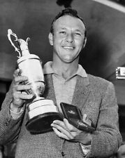 1961 British Open Golf ARNOLD PALMER Glossy 8x10 Photo Print Trophy Poster