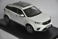 Ford Territory car model in scale 1:18 White