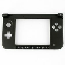 Replacement Hinge Part Black Bottom Middle Shell Housing For Nintendo 3DS XL LL