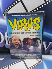 VIRUS - L'INFERNO DEI MORTI VIVENTI  DVD HORROR