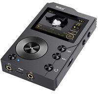 Irulu F20 Hifi Mp3 Player With Bluetooth Lossless DSD High Resolution Digital