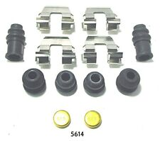 Disc Brake Hardware Kit Rear Parts Plus P5614