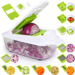 Mandoline coupe légumes trancheuse multifonction cuisine oignons pommes fruits