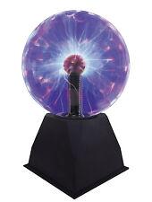 "4"" Nebula Plasma Ball Touch & Sound Motion Disco Party Light Globe"