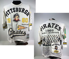 Vintage 1991 Cooperstown Collection Pittsburgh Pirates Baseball T-shirt Size XL