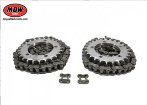 MDW - Drive Sprocket & Chain Kits - Fit Dingo 950 & K93