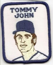 1978 TOMMY JOHN LOS ANGELES DODGERS MLB BASEBALL PENN EMBLEM