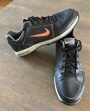Nike Remix Jr Junior Golf Shoes Black 379211-001 Sz 6Y Youth Kids