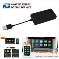 For Android Nav Android Iphone Carlinkit Wireless Link Apple Carplay Dongle -USA